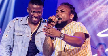 Stonebwoy Pens Down Lovely Message To Samini After They Had A Misunderstanding