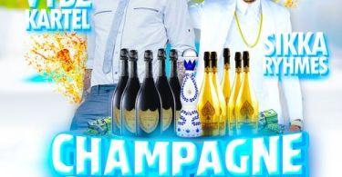 Vybz Kartel x Sikka Rymes - Champagne Campaign