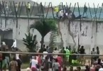 #EndSARS Protest - Hoodlums Take Over And Release Prisoners From Jail - Video