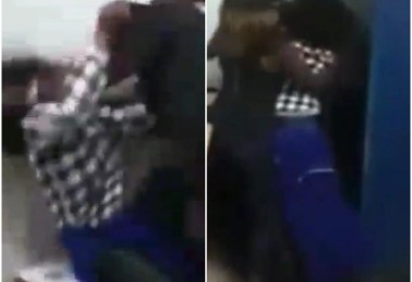 Lovely Looking Ladies Fight For The Love Of A Handsome Married Man - Video