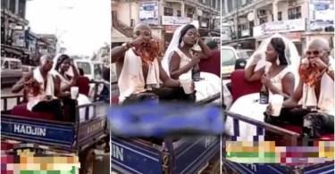 New Couple Enjoy Their Honeymoon In Aboboyaa - Video Trends