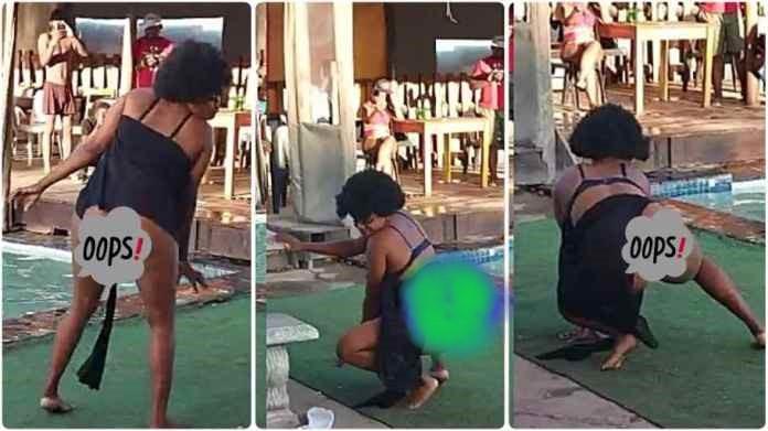 Slay Queens Breaks Record N Show b£rs£rk At A Bar As She Dances - Video