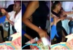 Alleged Slay Mama's Fight Dirty By Trading Blows During Party Celebration - Video