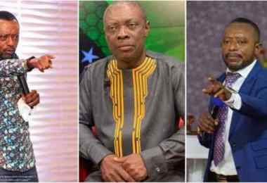 Osofo Kyiri Abosom Points Out - Owusu Bempah is not a man of God (Watch)