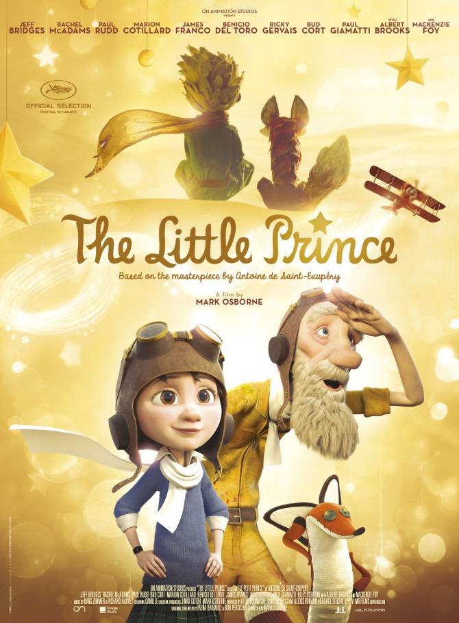 Little Prince-Flixwatcher Podcast