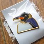 【ペンギングッズ】復刻!限定100個!東山動物園応援募金のピンバッチ
