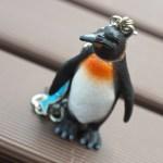 【ペンギングッズ】リアルなフィギュア付きバッグチャーム