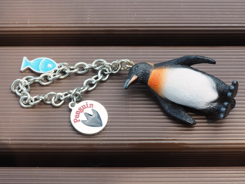 Penguin Bag Charm