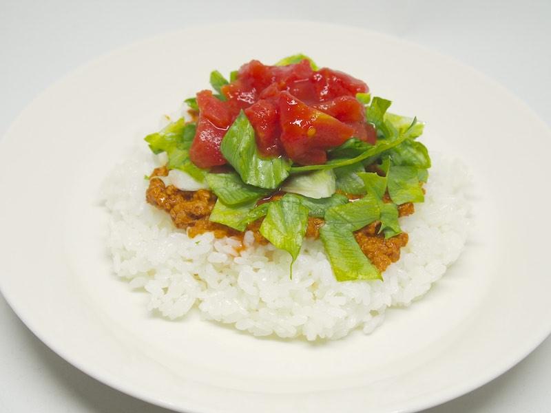 Costco Taco Rice