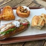 【メゾン・カイザー】選べるパンでサンドイッチランチ♪
