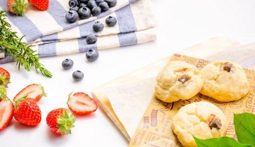 ココアやレーズン、ナッツ類をパン生地に入れる時の加水って?