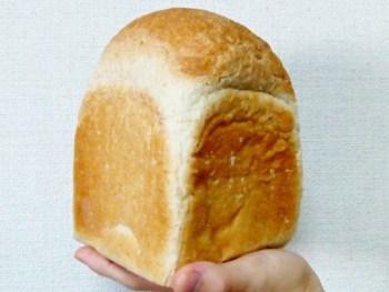 イースト+自家製天然酵母で食パンを簡単に早く作る方法(ハイブリッド)