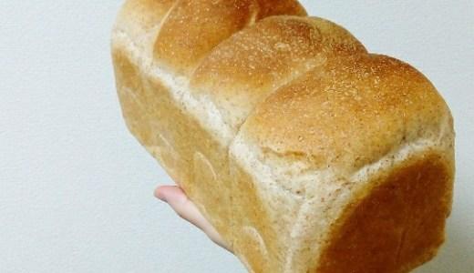 自家製酵母液種ストレート食パンのレシピ!健康×ふわふわを極める★