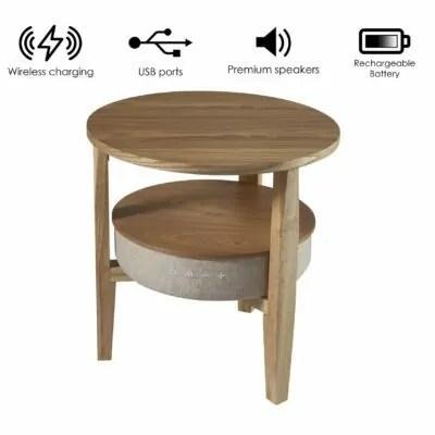 kobe smart side table