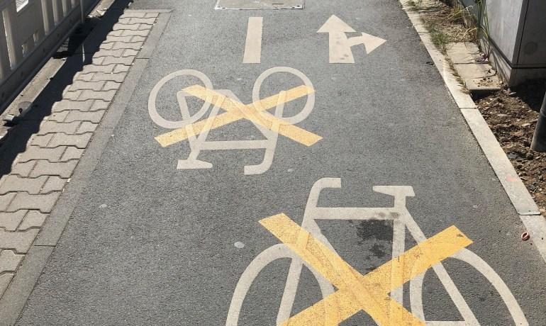 "Koblenzer Fahrradtag: Mahnwache ""In Gedenken an Koblenzer Verkehrswege"""