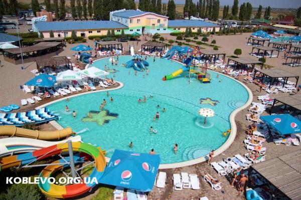Аквапарк Коблево - инфо, фото, официальный сайт, телефоны