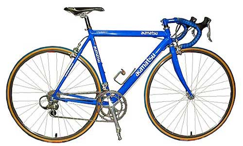 akamatsu original roadracer