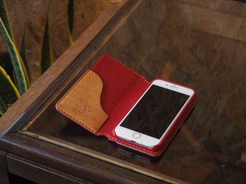(フルオーダーメイド)iphone7手帳型ケース