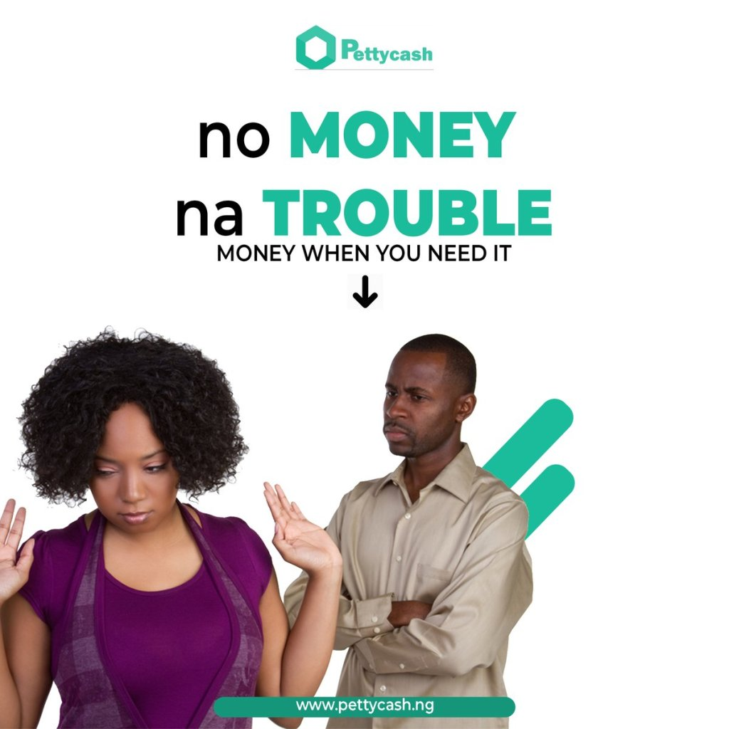 instant online loan in Nigeria pettycash