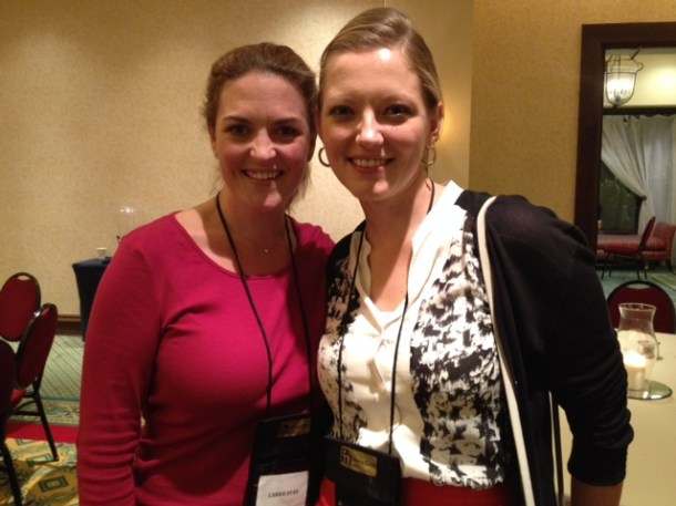 Christine goes into superfan mode with bestselling YA author Carrie Ryan. Check out her latest title here.