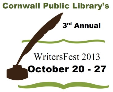 cornwall writersfest