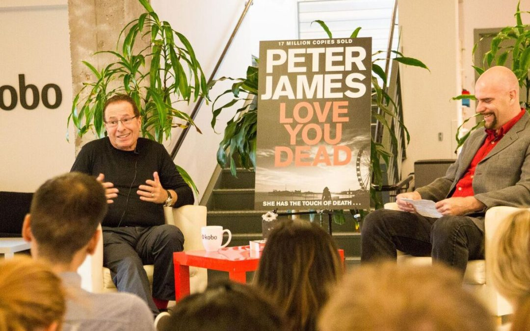 Kobo Writing Life Podcast – Episode 061 – Peter James