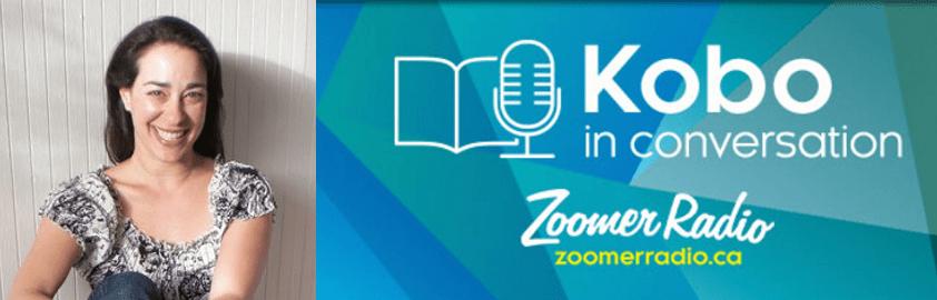 Kobo In Conversation on Zoomer Radio