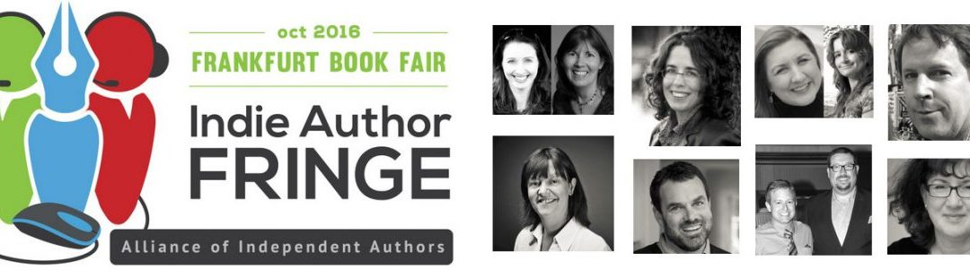 5 Reasons to Attend Indie Author Fringe