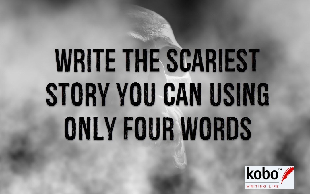 Halloween 2016 Scary Micro Story Prompt