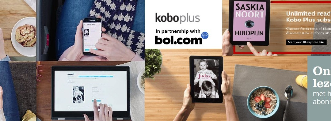 Kobo Plus Launched in Netherlands
