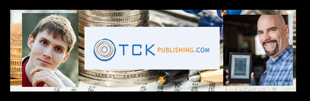 TCK Publishing Podcast Interview with Kobo Writing Life's Mark Lefebvre
