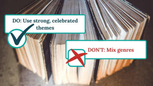 DO- Use strong, celebrated themes