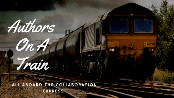 Authors On A Train Part I: The Beginning