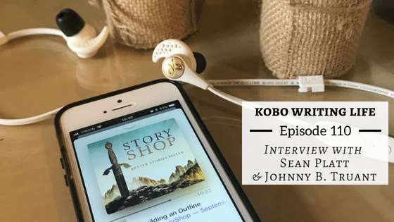 KWL Podcast – Ep 110 – Sean Platt and Johnny B. Truant