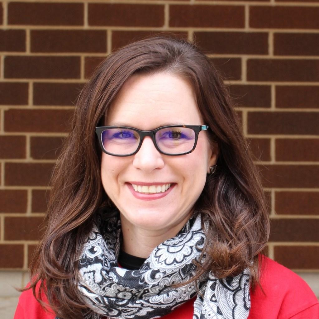 A headshot of Kathleen Sweeney.