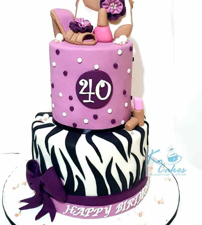 Foreever 40Cake