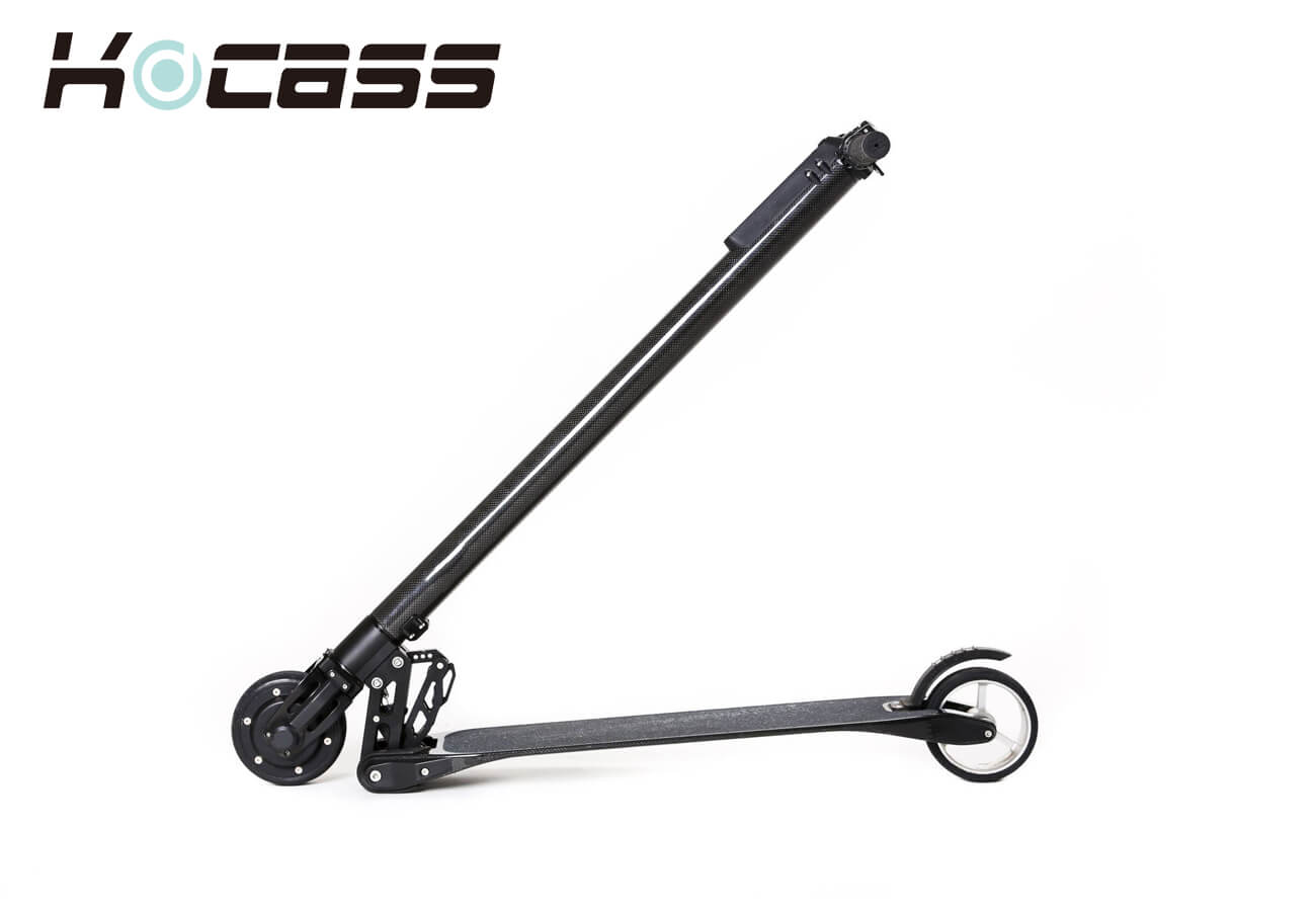 Carbon Fiber Electric Scooter Motorized Scooter