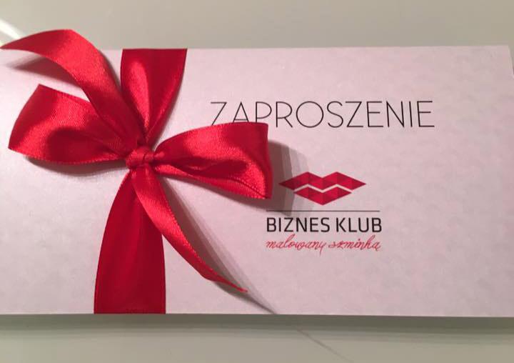 Obchody pierwszej rocznicy uroczystej inauguracji Biznes Klubu Malowany Szminką