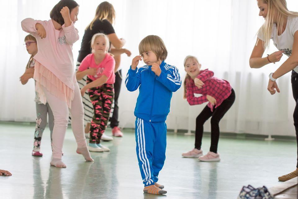 Zajęcia taneczne dla Zespolaków