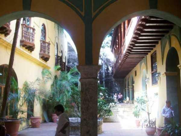Kolumbien Reise Cartagena kochen aus liebe