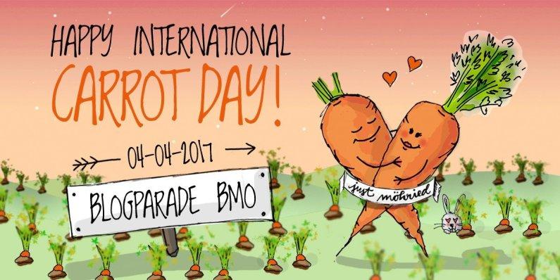 Internationalen Tag der Karotte