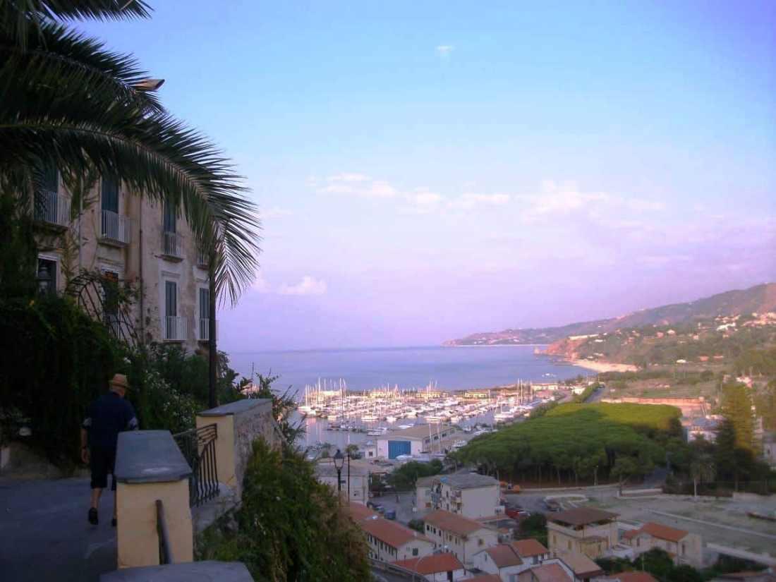 Kalabrien in Italien