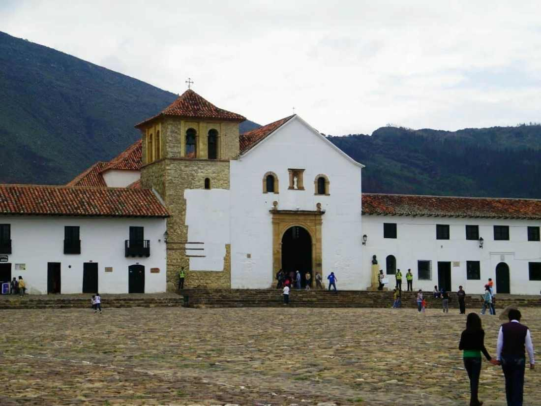 Villa de Leyva Colombia - Kolumbien