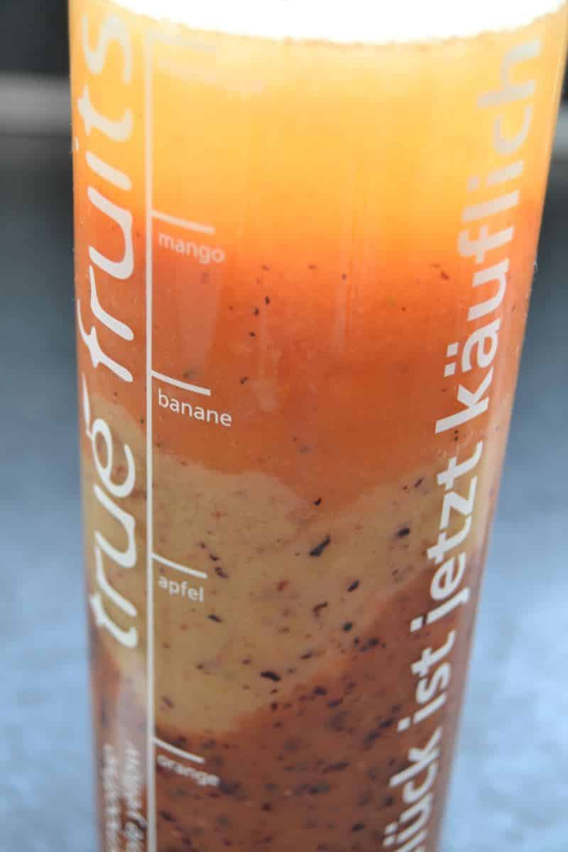 Papaya Frucht Smoothie