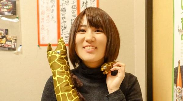 「うつぼ姫」ユキさん