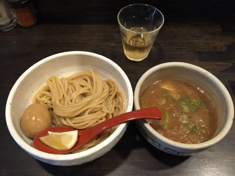 """【製麺処 蔵木】初めて""""つけ麺""""を食べてきた・・・!"""