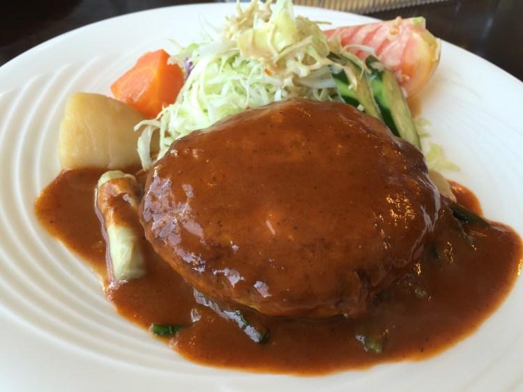 """【南国市】レストラン「モンシェルトントン」で、""""ハンバーグランチ""""を食べてきた!【ランチ】"""
