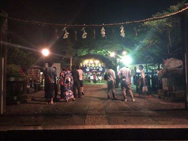 【高知の伝統行事】輪抜け様に行ってきました!