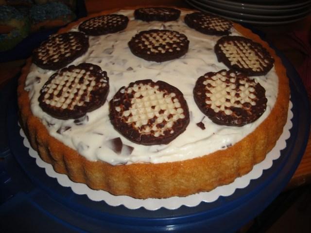 Mohrenkopfkuchen - mein zweitliebster Lieblingskuchen aus meiner Kindheit :-)
