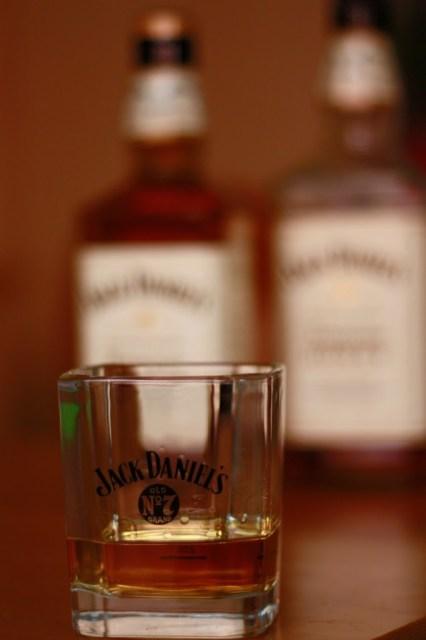Der Honig-Jack ist milder und süßer als der Normale, hat aber trotzdem den rauchigen Whiskey-Geschmack